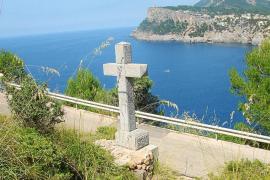 El Consistorio de Sóller se plantea colocar la cruz de Muleta en la primera línea del Port