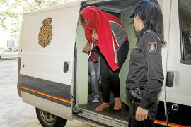 La mujer detenida por apuñalar a su marido en Portopí dice que está «muy arrepentida»
