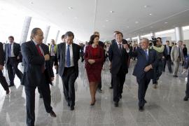 La Cámara creará una empresa para buscar nuevas conexiones aéreas para Son Sant Joan