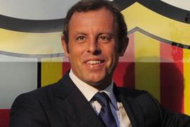 Sandro Rosell anuncia que se presentará a la reelección