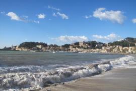 Alerta amarilla por viento en Baleares