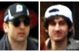 La búsqueda de uno de los sospechosos del atentado pone en jaque a la ciudad de Boston