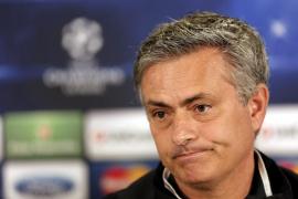 """Mourinho: """"No soy infeliz en el Real Madrid"""""""