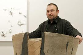 La obra de Barceló, presente en una exposición de escultura española en Pekín