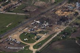 La explosión en Texas deja 12 muertos y 200 heridos