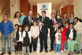 Una nueva asociación representará a 15.220 familias numerosas en Balears