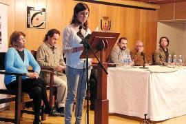Los escritores recuerdan a Miquel Bauçà en la fiesta de los Cavall Verd
