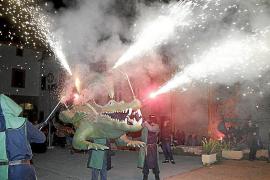 Diada de Sant Jordi en La Real