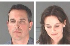 Reese Witherspoon, detenida junto a su marido tras enfrentarse con un policía