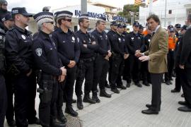 Isern lamenta la falta de legislación para luchar contra la venta ambulante ilegal