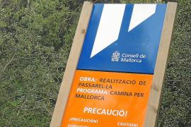 El alcalde de Pollença dice que el Govern es incapaz de completar la Ruta de Pedra en Sec
