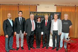 La Unesco entrega a Pere A. Serra en Palma la medalla Picasso