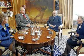 José Manuel Caballero Bonald recibe hoy en Madrid el Premio Cervantes