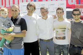 Torneo de Pádel del Grup Serra