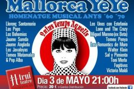Mallorca Yeyé: un homenaje musical a los años '60 y '7'0