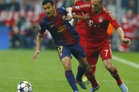 Un Bayern quirúrgico destroza al Barcelona (4-0)