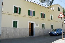 Detenido un hombre por intentar provocar un incendio en el convento de Son Roca