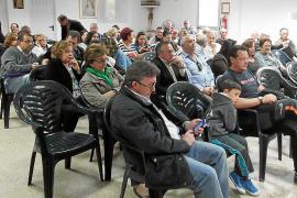 Los vecinos de Galatzó se oponen a la ampliación del polígono Son Bugadelles