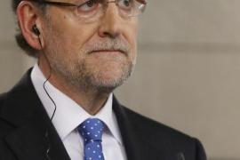 """Rajoy: """"No hay impuestos el viernes"""""""