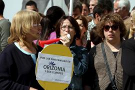 Los trabajadores de Orizonia cobrarán el paro a partir de junio