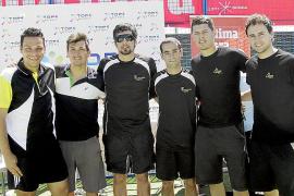 Top 4 corona a los campeones del Torneo de Pádel Grup Serra