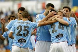 El Celta toma oxígeno en Valencia ante un Levante en crisis