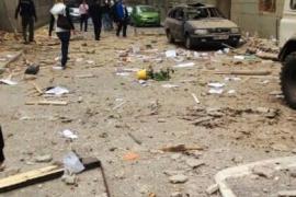 Al menos cuarenta heridos por una explosión en el centro de Praga