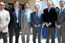 Recepción en la residencia del cónsul de Marruecos