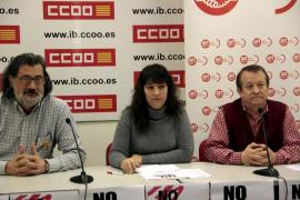 UGT, CCOO y STEI-i piden a los ciudadanos que salgan a la calle el Primero de Mayo