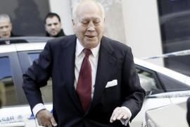 El extesorero del PP Álvaro Lapuerta, muy grave por una caída en su casa