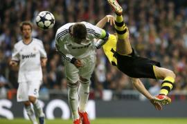 El Madrid se queda a un paso de la remontada (2-0)