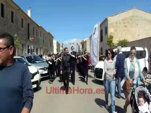 Ses Salines exhibe todo su potencial y promociona el municipio en la Fira-Espectacle