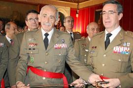 El teniente general Miró Valls recibe el Premio Daoíz, uno de los más prestigiosos