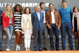 PRESENTACIÓN MADRID OPEN 2013