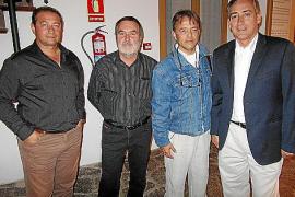 Inauración de Malena Tous en Can Prunera