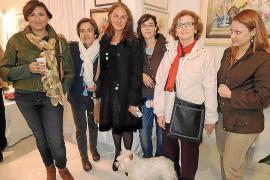 Margarita Forteza Villar en la galería Mirart