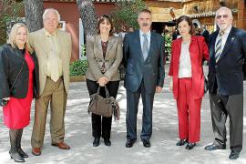 Comida de compañerismo en la Casa de Castilla y León por la Semana Cultural