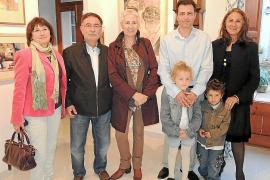 Exposición de Margarita Forteza Villar en la galería Mirart de Santanyí