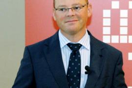 Antoni Riera presenta su candidatura a rector de la UIB