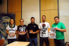 Oprimits edita 'Endavant', un CD que anima a la sociedad a «luchar»