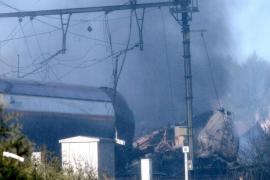 Al menos un muerto y 17 heridos en accidente de tren de mercancías en Bélgica