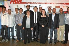 Gala de Campions de la Federació d'Automobilisme de Balears.