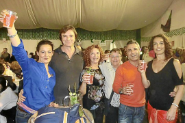 Palma celebra su Feria de Abril.