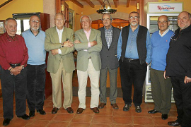 PALMA 50 ANIVERSARIO RECLUTAS DEL 63 FOTOS:EUGENIA PLANAS