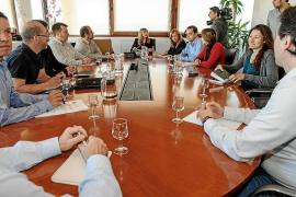 IBIZA - REUNION DE LA COMISION DE INVESTIGACION DE LAS FACTURAS EN EL AYUNTAMIENTO DE IBIZA.
