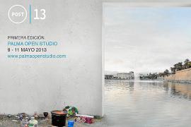 Arte, música, acciones, proyecciones y talleres, en el primer Palma Open Studio