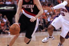 El banquillo de los Suns deja  a Portland al borde de la eliminación
