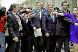 Rajoy abre la puerta a un déficit a la carta para las autonomías