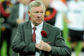 Sir Alex Ferguson se retira a final de temporada