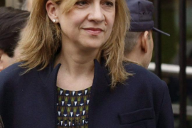 El PP rechaza retirar el título de duquesa a la infanta Cristina